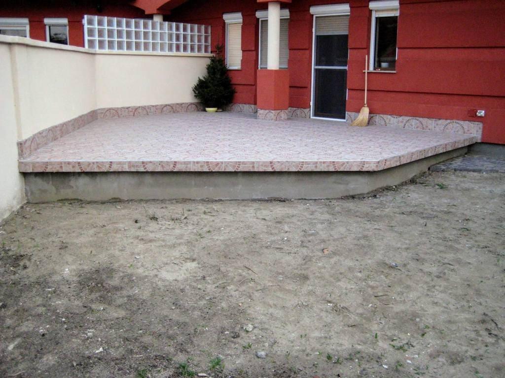 Csepel kertépítés előtt