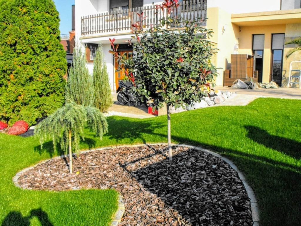 Gyenesdiás mediterrán kert